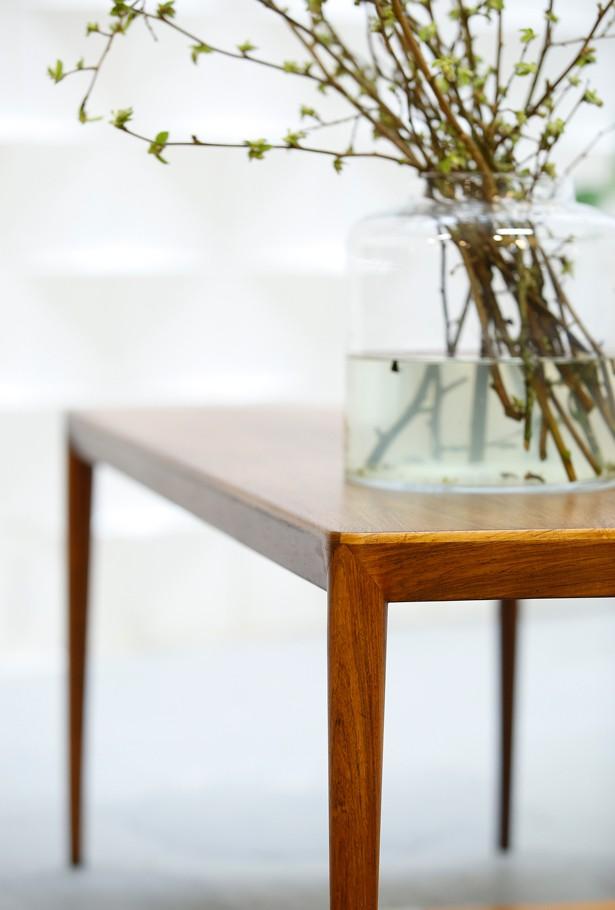 Mesa de centro palosanto
