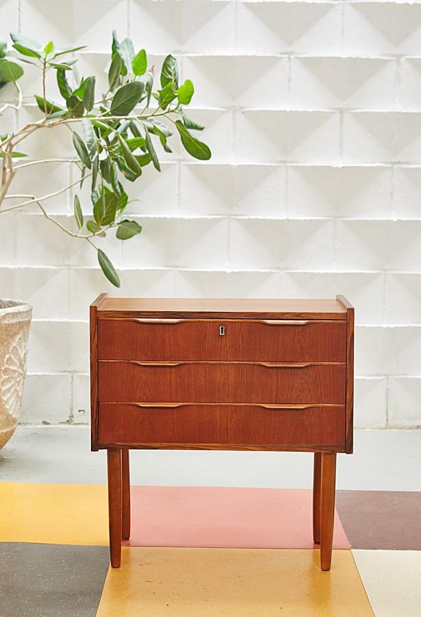 Mueble auxiliar años 60