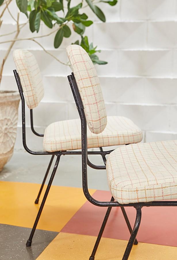 Pareja de sillas Daciano da Costa