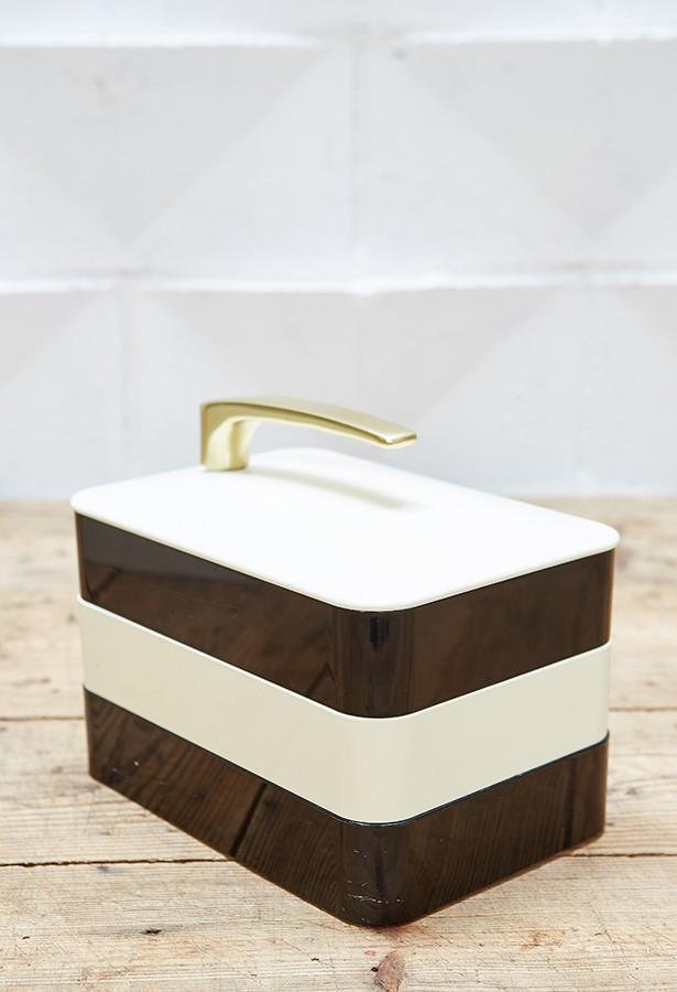 Caja de costura años 60