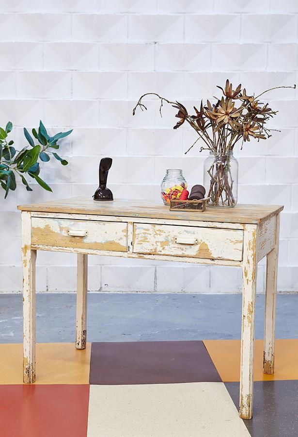 mesa-tocinera-rustica- vintage-lavictoriana