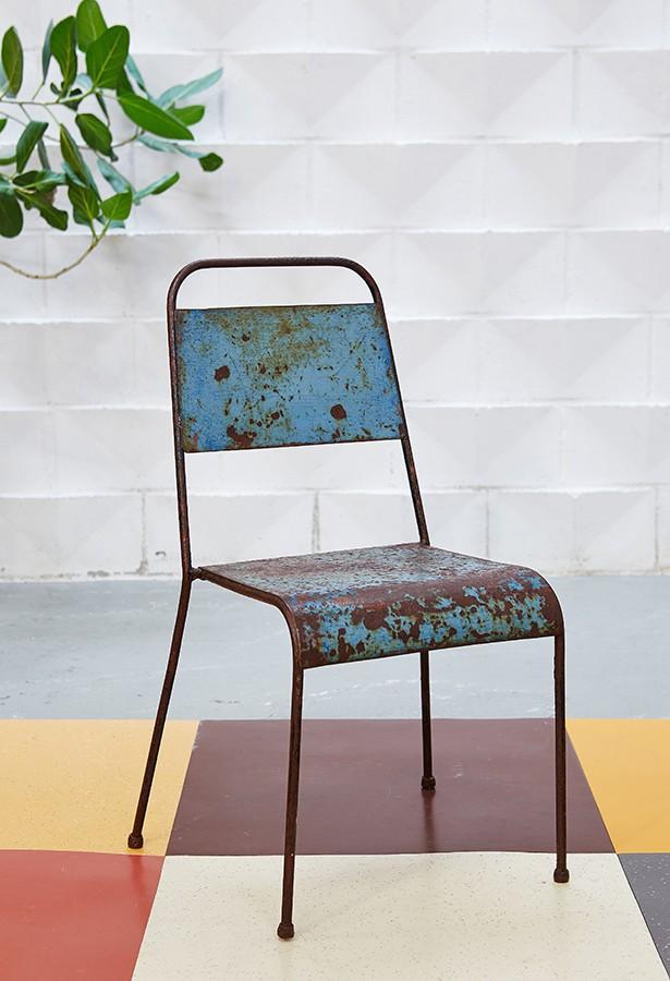 silla-jardin-hierro-vintage-retro-la victoriana