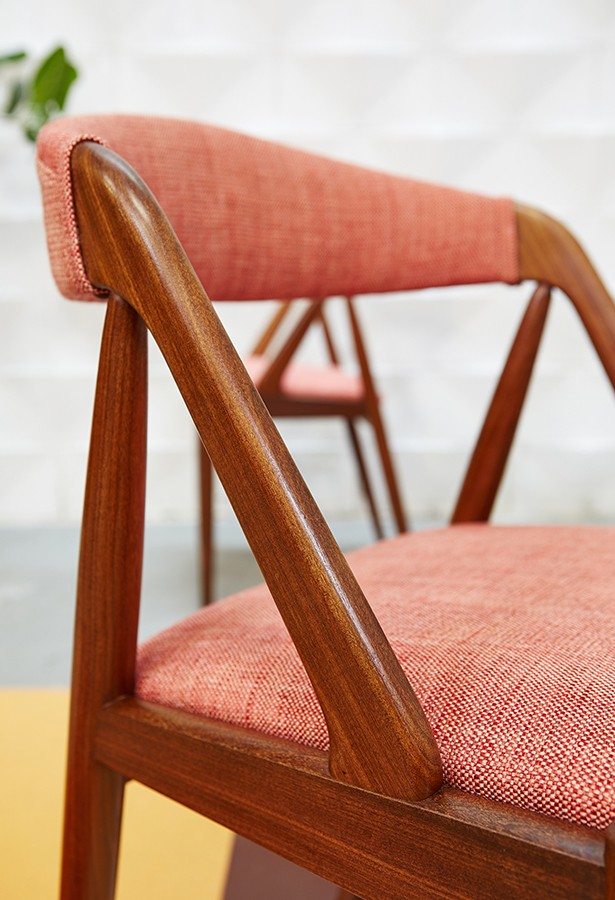 Conjunto sillas Kai Kristiansen