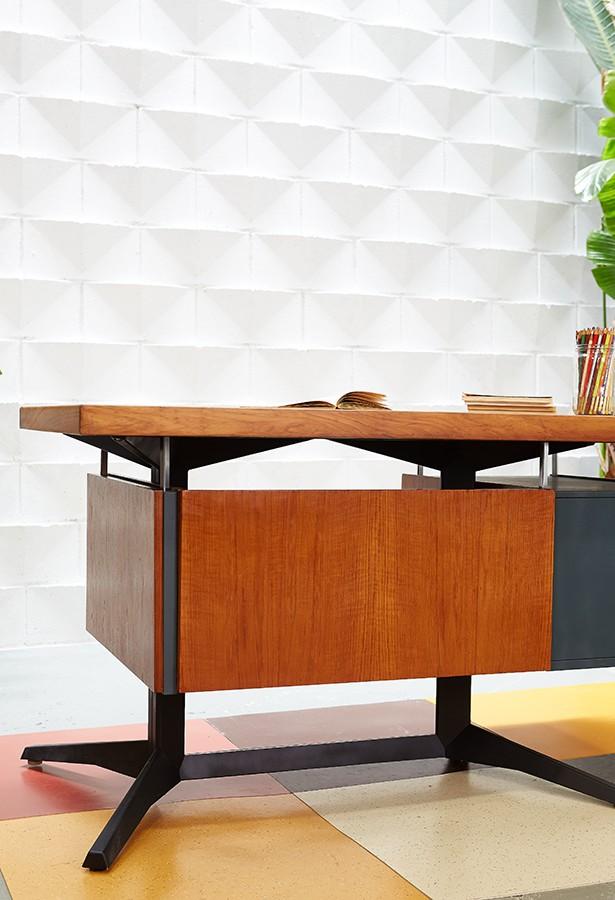 escritorio-daciano da costa-metalurgica da longra-industrial-años 60-vintage-original-la victoriana