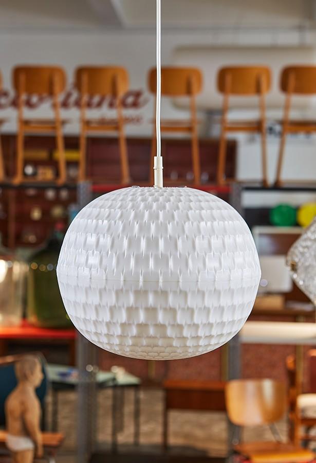 Lámpara Erco años 70
