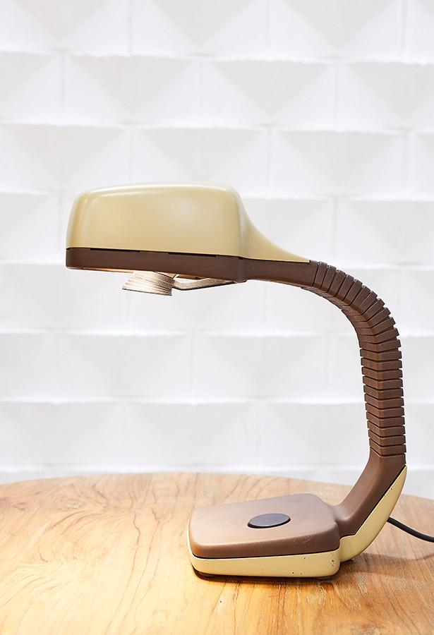 Lámpara años 70