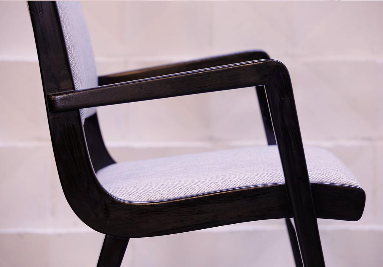 Set 4 sillas años 40
