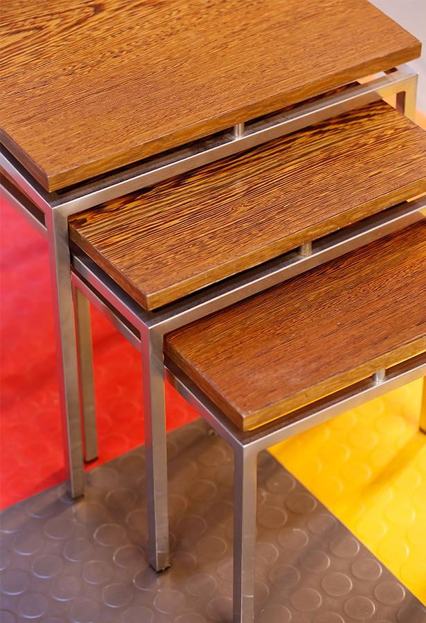 Mesas nido años 70