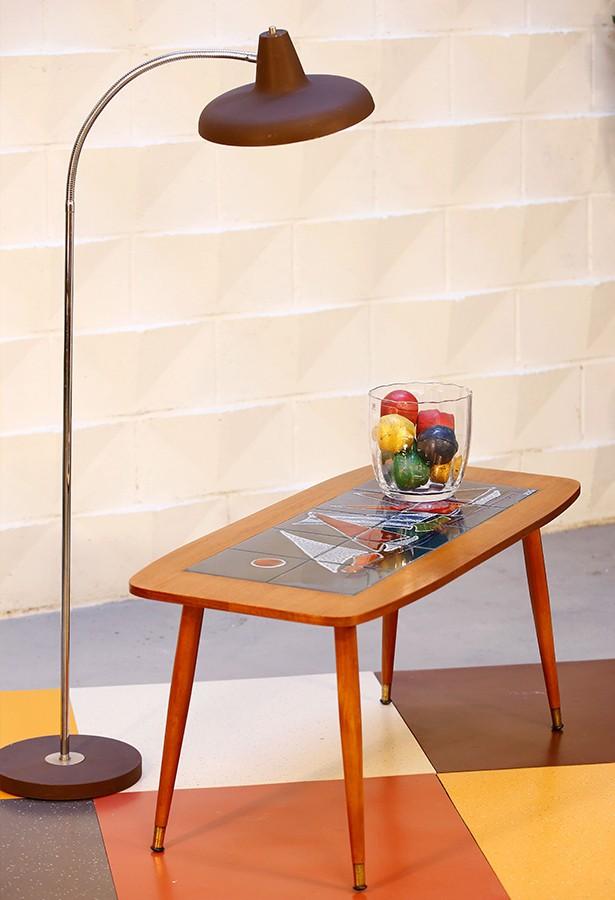 Mesa de centro cerámica